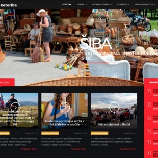 Internet stranice Općine Kotoriba
